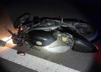 Accident A12 - Joux des Ponts - motocycliste grièvement blessé