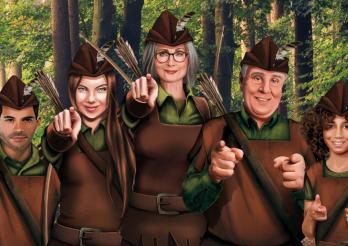 Action Robins des bois