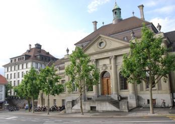 Bild der Kantonal- und Univeristätsbibliothek