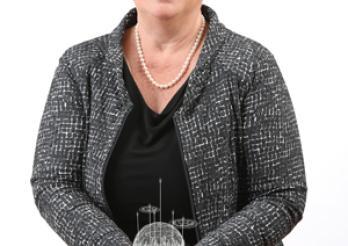 Anne-Claude Demierre, directrice de la santé et des affaires sociales © Etat de Fribourg, Photo Nicolas Repond