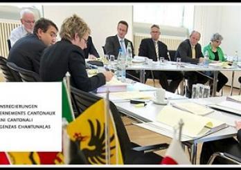 Konferenz der Kantonsregierungen KdK