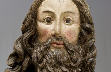 Hans Fries, Christ de l'Ascension, 1503