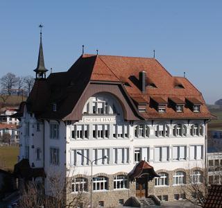 Bâtiment de la Direction de l'instruction publique, de la culture et du sport, Fribourg