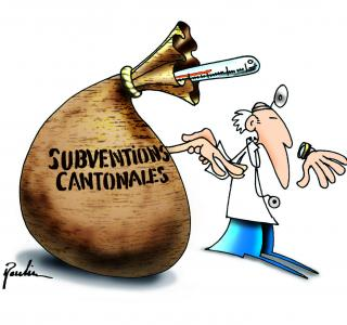 Subventions cantonales
