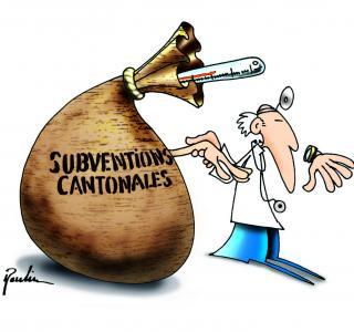 Kantonale Subventionen