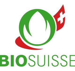 Das Bild zeigt das Logo Bio Suisse