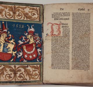 Handschriften BCUF Z 299, Kantons- und Universitätsbibliothek Freiburg