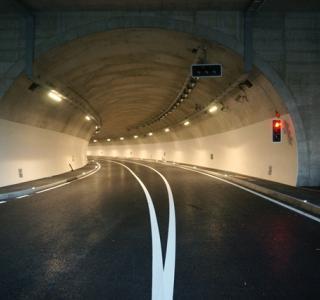 Projet Poya tunnel