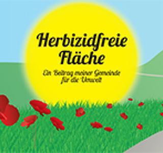 Herbizidefreie Fläche