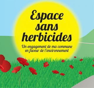 Espace sans herbicides