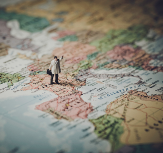 Chercher du travail en Europe