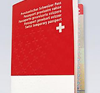 Passeport provisoire