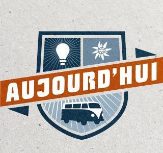 "Logo ""Aujourd'hui"""