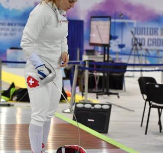 Demetra Solari - prix d'encouragement de la Commission cantonale du sport