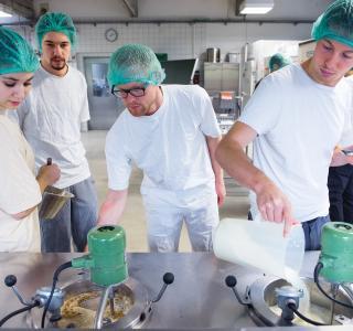 Technologue en denrées alimentaires