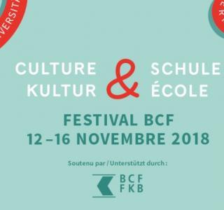 logo du festival Culture & Ecole
