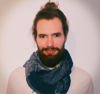 Luca Musy, Preisträger des Mobilitätsstipendiums 2019