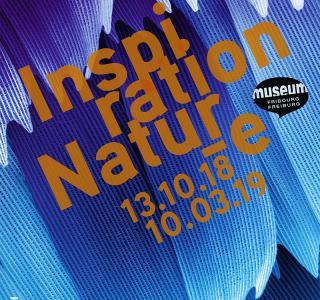 Affiche de l'expo Inspiration Natur-e