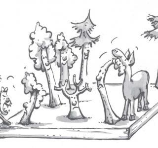 Waldbau: Fördern wir den Nachwuchs!