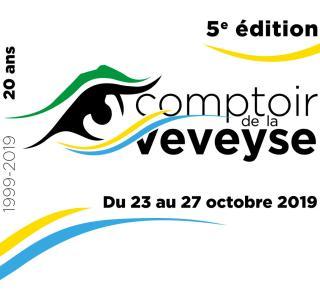 Logo du comptoir de la Veveyse 2019