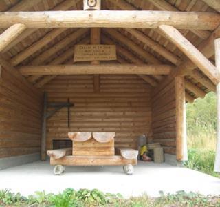 Cabane de la Joux Treyvaux