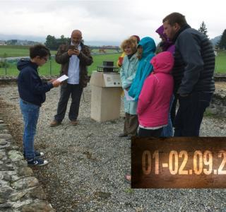 SAEF, Quand archéologie rime avec pédagogie