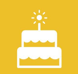 MHNF - Gâteau d'anniversaire