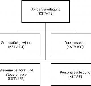 Organigramm KSTV-TS