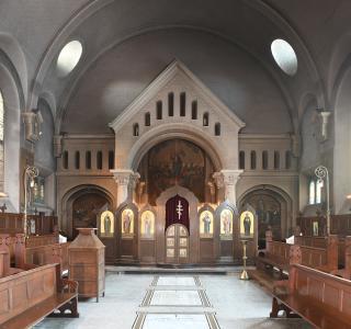 Albertinum, chapelle St-Albert-le-Grand 1905