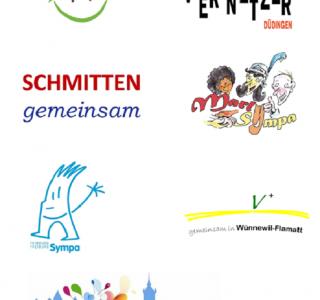 Logos der Gemeinden