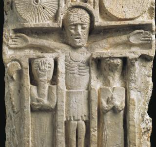 Crucifixion de Villars-les-Moines, 1030-1040