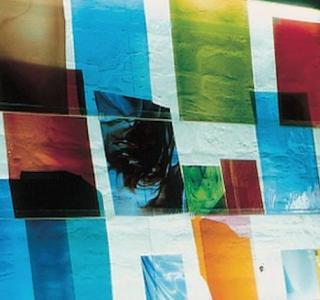 Le verre haut en couleur