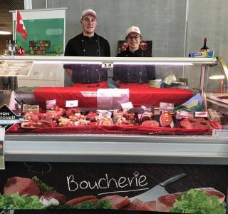 Concours bouchers France 2