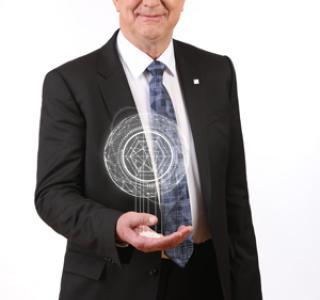 Georges Godel, Directeur des finances, © Etat de Fribourg, Photo Nicolas Repond