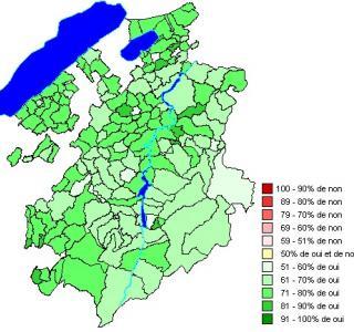 Ergebnisse nach Gemeinden