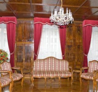 Ancienne salle du Conseil d'Etat, désormais salle de réception des hôtes officiels