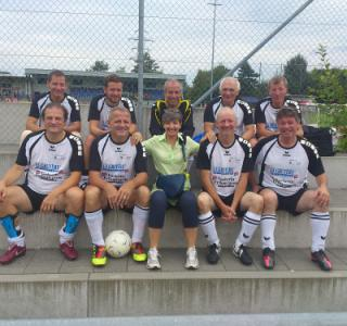 L'équipe du FC Grand Conseil