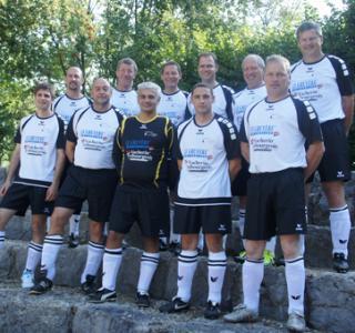 FC Grand Conseil au tournoi interparlementaire 2012 à Fribourg