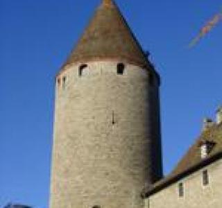 Donjon du Château de Bulle