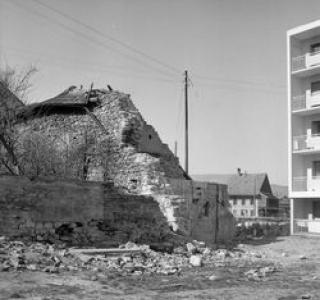 Stadtmauer 1962