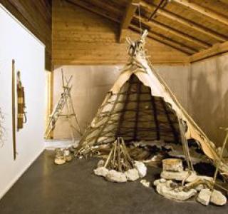 Campement mésolithique