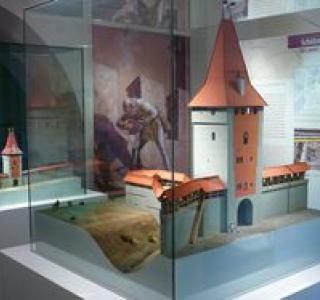 Maquette Porte de Romont