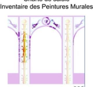 Charte de saisie : Inventaire des Peintures Murales, Couverture
