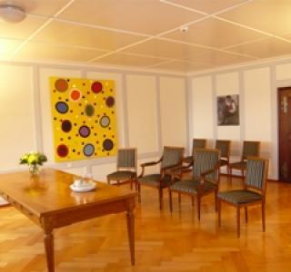 Salle des mariages de Morat - Trauungslokal Murten