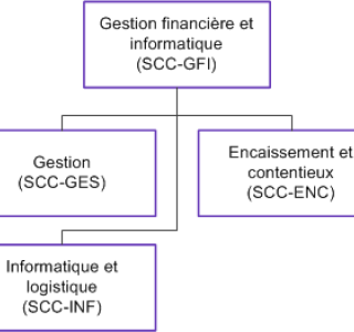 SCC Organigramme GFI