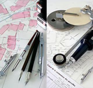 Planchette, plan graphique, plaque aluminium et plate forme informatique