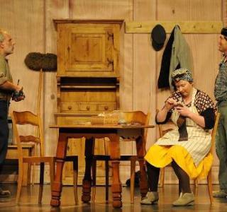 Théâtre en patois francoprovençal