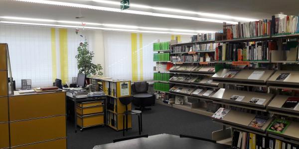 Bibliothek Grangeneuve