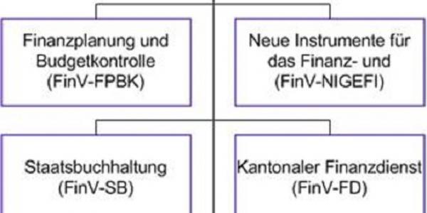 Organigramm FinV