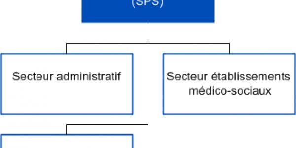 Organigramme du SPS